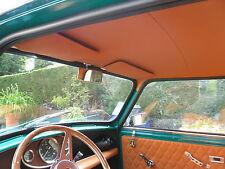 Tappezzeria tettuccio DeLuxe MINI - Mini Austin Rover Cooper Innocenti