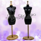 Hot Sale Barbie Doll Display Holder Dress Clothes Gown Mannequin Model Stand E