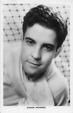 B10224 Actors Acteurs Cinema Film Ramon Novarro