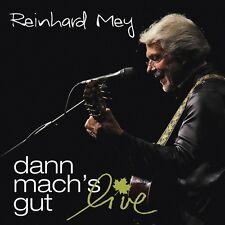 REINHARD MEY - DANN MACH'S GUT-LIVE 2 CD NEU