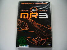 Nanotech Disaster - MegaRace 3  (PC)