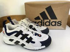 Vintage 1990s Adidas Nano Fitness TRAINERS Uk 8 US 8.5 Eu 42 France 98 Predator