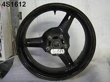 SUZUKI GSXR 750 2004 REAR WHEEL GENUINE 17 X 5.50 NEEDS CLEAN  4S1612