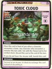 Pathfinder Adventure Card Game - 1x Toxic Cloud - The Skinsaw Murders