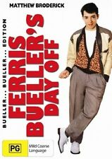 Ferris Bueller's Day Off (DVD, 2006)