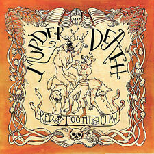Murder By Death, Red of Tooth & Claw, Excellent