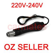 220V Soldering Rework Station HOT AIR GUN for W.E.P 858 878 878D 878AD 898DB+ OZ