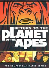 Return to the Planet of the Apes - The Complet New DVD