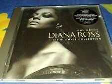 First press CD:Diana Ross-One woman-Ultimate collection(Baby love,Mahogany)sexy