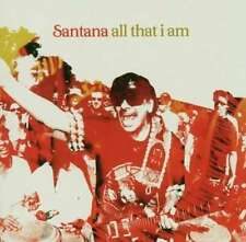 All That I Am - Carlos Santana CD ARISTA