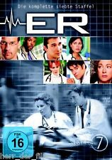ER (EMERGENCY ROOM), Staffel 7  (Season 7), 3 DVDs NEU+OVP