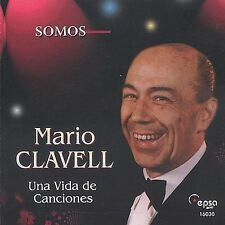 NEW - Una vida de canciones by Mario Clavell