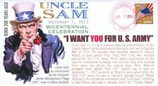 "COVERSCAPE computer designed 200th anniversary of the birth of ""Uncle Sam"" cover"