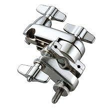 Tama - # MC7-Multi Clamp-Compact-Univ. Hinged End & Tiltable Clamp for Boom-NEW