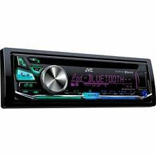 JVC KD-R971BT Single Din Bluetooth Head Unit