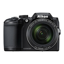 Nikon Coolpix B500 16MP Digital Camera 40x Optical Zoom Black Full-HD WiFi/ NFC
