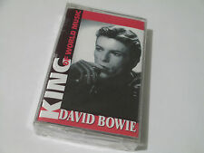 David Bowie (Cassette) Russia SEALED Compilation