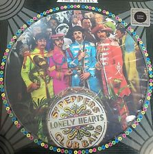 THE BEATLES Sgt. Peppers Lonely Hearts Club Band LTD ED PICTURE Sealed LP