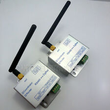 replace RS485 Bus 2PCS 2.4G 485 Wireless Transceiver Module CC2530 ZigBee Modbus