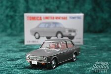 [TOMICA LIMITED VINTAGE LV-161a 1/64] TOYOTA COROLLA 1200 2DOOR DELUXE (Gray)