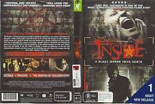 DVD *THE INSIDE(2012)* Obscure Irish made Movie - Oddball Horror Drama Thriller!