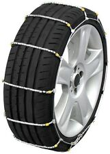 205/55-16 205/55R16 Tire Chains Cobra Cable Snow Ice Traction Passenger Vehicle