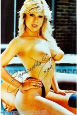 Samantha Fox ++Autogramm++ ++Sexy Hollywood Star++