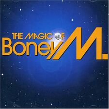 CD * Boney M. ** the magic of Boney M. *** nuovo di zecca & SCATOLA ORIGINALE!!!