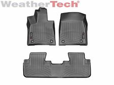 WeatherTech Custom Floor Mat FloorLiner for Lexus RX - 2016 - Black