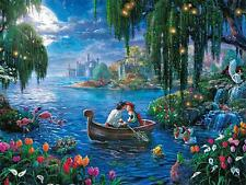 THOMAS KINKADE PUZZLE DISNEY DREAMS THE LITTLE MERMAID II 300 PCS #2222-7