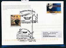 78965) Österreich FISA SF Wien - Graz 14.5.2011, Karte ab Finnland