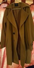 Mens VSKA nan shi jing pin coat size xl trenchcoat