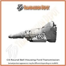 Ford C6 Transmission Round Bellhousing Stage 1 Free Torque Converter