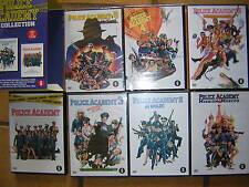 Coffret POLICE ACADEMY la collection lot de 7 films / 7 DVDs