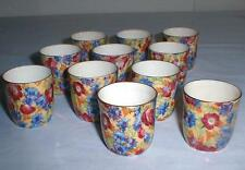 VINTAGE ROYAL WINTON ROYALTY CHINTZ EGG CUP (S)