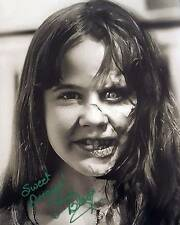 LINDA BLAIR SIGNED * 11x14 PHOTO THE EXORCIST Horror Film REAL AUTOGRAPH DEMONS