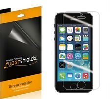 6X Supershieldz Anti Glare Matte Screen Protector Guard Film For Apple iPhone 5S
