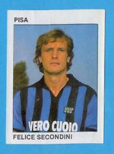 CALCIO FLASH '84 -Figurina n.193- SECONDINI - PISA -Recuperata