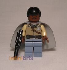 Lego General Lando Calrissian from Set 7754 Home One Mon Calimari Cruiser sw251