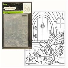 Fairy Door embossing folder by Darice embossing folders 30008396 All Occasion