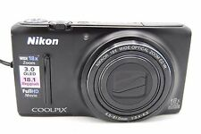 Nikon COOLPIX S9400 18.1 MP Digital Camera WITH BATTERY