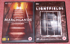 ITV,Ghost Story Marchlands & Lightfields (Sequel)  DVD (Alex Kingston,Anne Reid)