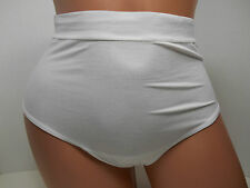 Nearly Nude Thinvisible Cotton Thong Panty, Size L MSRP $26 #RH12U001