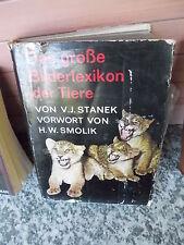 Das große Bilderlexikon der Tiere, von V. J. Stanek