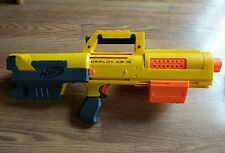 Nerf Deploy N-Strike CS-6 Clip Dart Gun Toy Blaster Tactical Laser TESTED