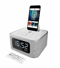 Majority Docking Station Speaker Dock for iPod iPhone 5 5S 5C 6 6+ 7 iPad