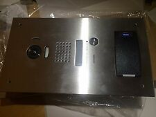 New Aiphone IS-DVF-HID-I Video Intercom Door Station iClass Smart Reader