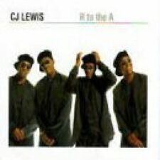 CJ Lewis R to the a (1995) [Maxi-CD]