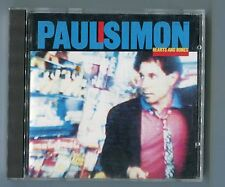 Paul Simon cd HEARTS AND BONES © 1983 Target Design - West Germany # 9 23942-2
