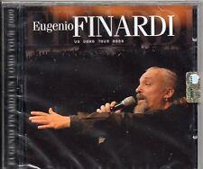 EUGENIO FINARDI CD UN UOMO TOUR 2009 nuovo SIGILLATO